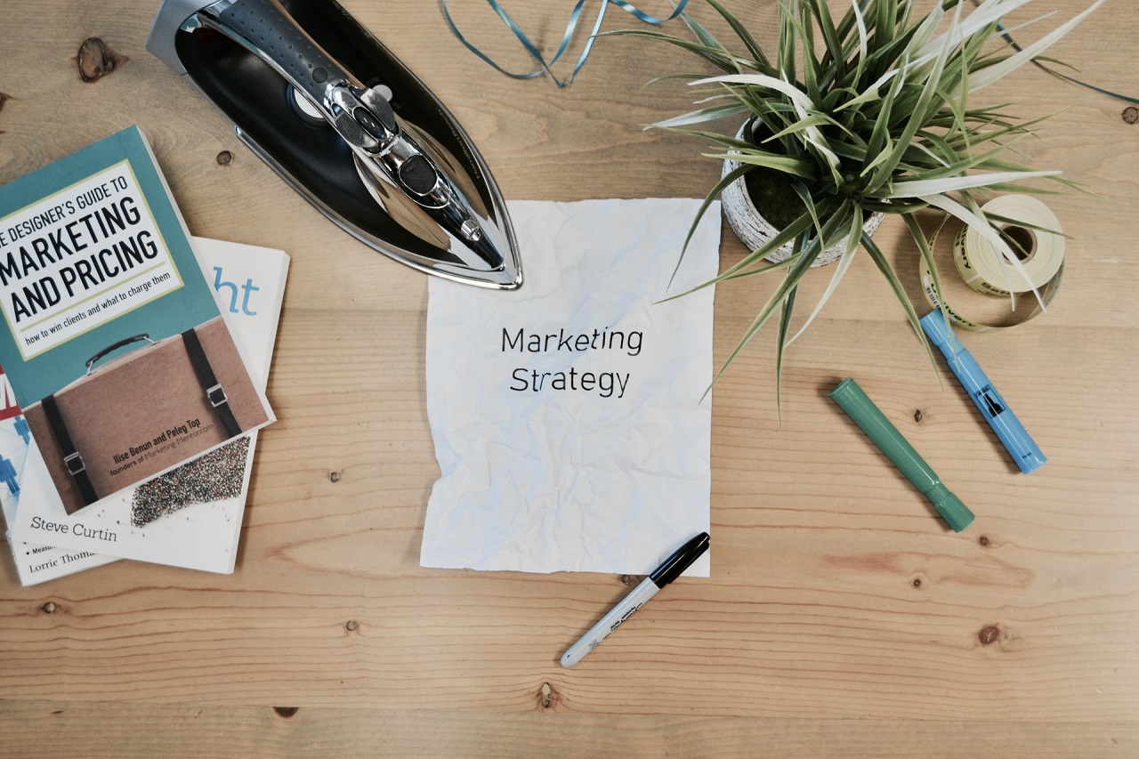 marketing strategy for self employed