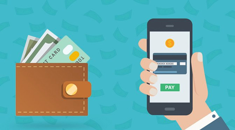 Compatible mobile device into a digital wallet