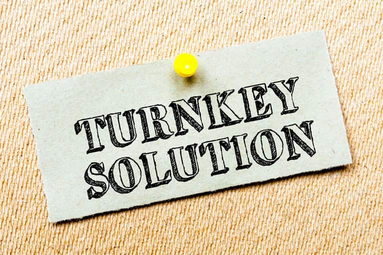 What Are Turnkey Business Solutions